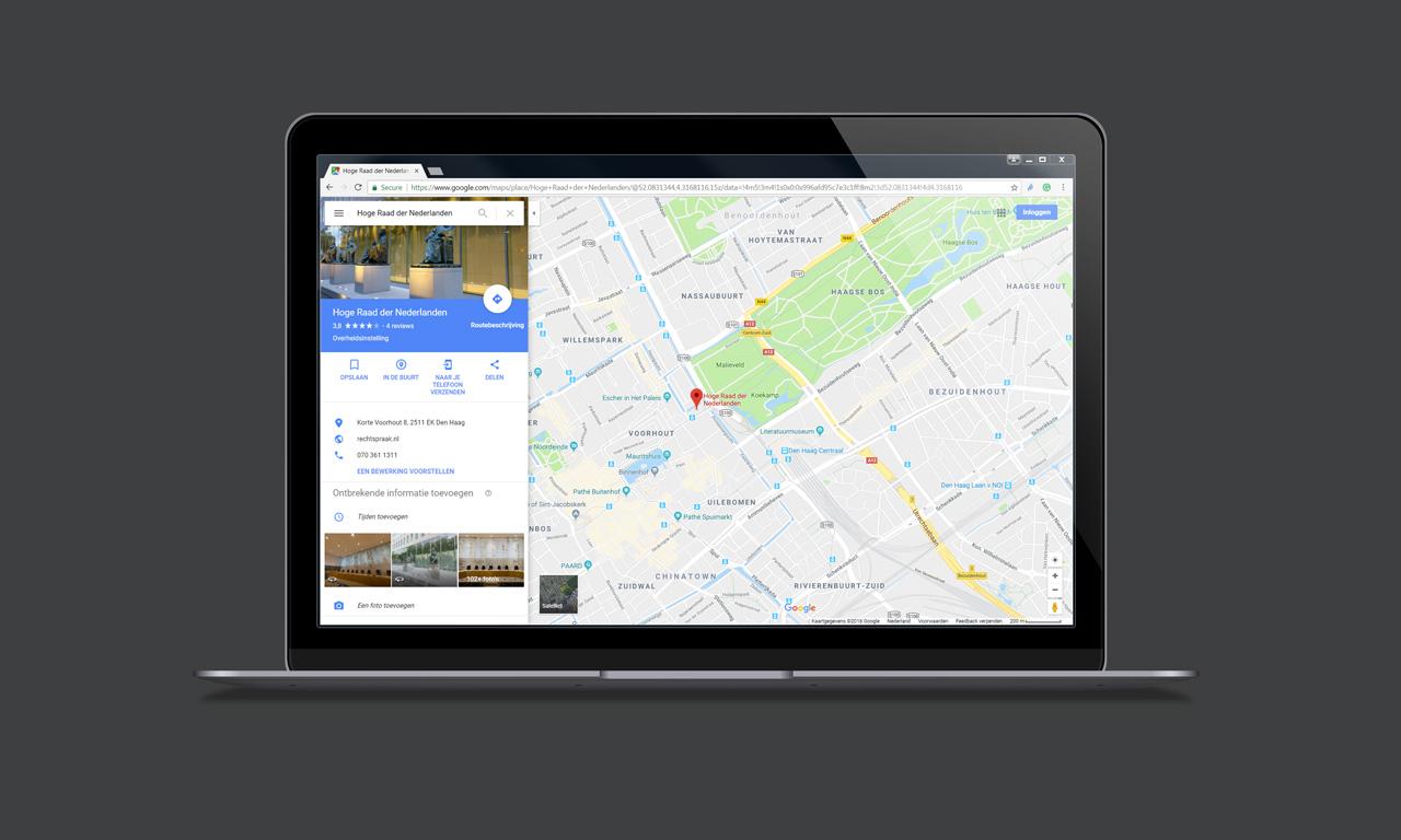 tranquilo-hoge-raad-google-maps-streetview